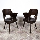 Pair of Oswald Haerdtl Armchairs