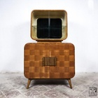 Very rare and original thirties Jindrich Halabala cabinet